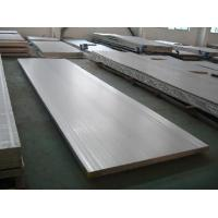 Quality JIS Hairline 2B BA 301 304 321 430F 316L hot rolled Stainless steel plates 10mm - 2000mm wholesale