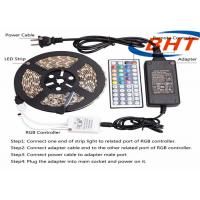 Quality IP20/IP65/IP67/IP68 RGBWW RGBW led strip four colors in one led 12/24V wholesale