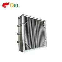 Quality Power plant hot water boiler Plate Type Boiler Air Preheater Alloy Steel , Boiler APH Energy Saving wholesale