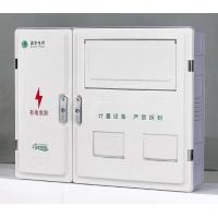 China Indoor Industrial Electrical Power Meter Box Three Phase Insulative CE Certification on sale