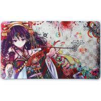 China creative design custom rubber foam advertising mouse pad on sale