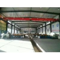 China Workshop Used Materials Hoisting Equipment , Single Girder Overhead Crane on sale
