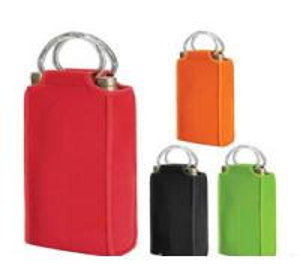 Quality Wine cooler bag/ wine bottle cooler/ wine bag,wine gift,wine accessories wholesale