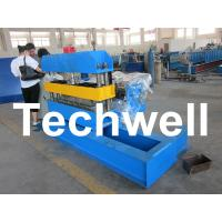 Quality Hydraulic Custom PLC Control Roof Curving Machine With Speed Adjustable wholesale