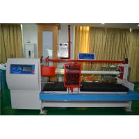 Quality High Analysis Precision BOPP Tape Cutting Machine For Protective Films / Fabric wholesale