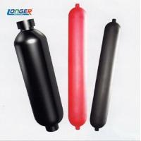 China Seamless Steel Dissolved Acetylene Gas Cylinder on sale