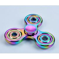 EDC New Colorful Big three yuan Finger Spinner hand spinner, decompression Finger Spinner toys factory price