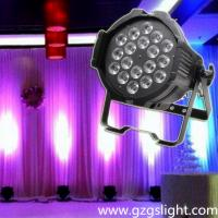Quality Wedding Decorations 4in1 RGBW Zoom Wash LED 18X10W PAR Can Light (P18-4) wholesale