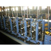 Quality Galvanzied Steel Tube Making Machine With High Frequency Welding wholesale