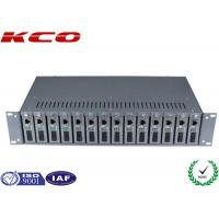 Quality Fiber Optic Media Converter Rack Mount wholesale