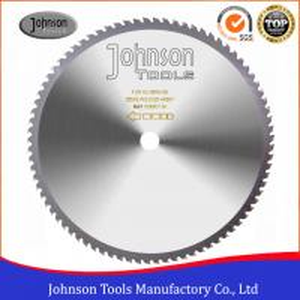 China TCG Type Sharp Cutting Blade / Tct Saw Blade For Aluminum Johnson Tools on sale