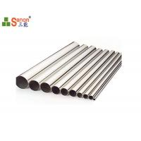 Quality High Precision Polished Stainless Steel Pipe SS Welded Tube Anti Corrosion wholesale