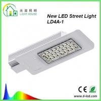 Cheap Waterproof 30W LED Street Light Lightning Protection Standard, CE RoHS 50 / 60 Hz for sale