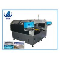 China 32 Nozzles Smt Led Light Making Machine For Flexible Strip Unlimited Length on sale