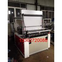 Quality HDPE Vest / T-shirt Plastic Shopping Bag Making Machine With Cold Cutting wholesale