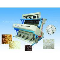 Cheap High accuracy CCD rice color sorter machine, color sorting for rice for sale