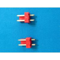 UL  3.96mm pitch pcb board connector replaces staright header  red electrical connectors