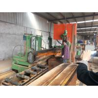 Buy cheap Wood Plank Making Machine!!! MJ3310-Z5000 Vertical Band Saw Cutting Machine For Wood Cutting from wholesalers