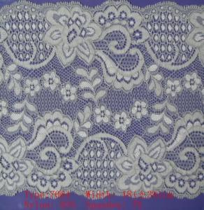 China Lace 18cm Jacquard Lace #7064 on sale