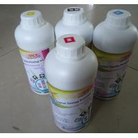 Quality Epson Head Sublimation Printer Ink / Water Based Ink For Coated Materials wholesale