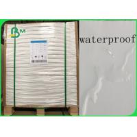 Quality Recyclable Environmental Waterproof 200gsm - 450gsm Stone Paper In Ream wholesale
