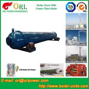 Cheap Petrochemical industry solar boiler mud drum ASME certification manufacturer for sale