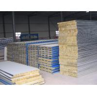 China Metal Fiberglass Sandwich Panel on sale