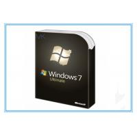 Quality Genuine Microsoft Update Windows 7 SP1 64 bit Full System Builder OEM DVD 1 Pack wholesale