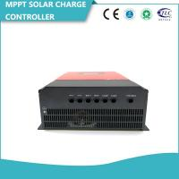 Quality Automatic Monitoring MPPT Solar Panel Regulator Charge Controller Long Cycle Life wholesale