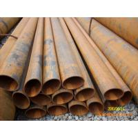Quality Ellipse, Circle, Square, Rectangle galvanized / coated / black Welded Steel Pipes / Pipe wholesale