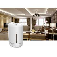 Quality Grey Battery Operated Scent Diffuser Machine / Essential Oil Diffuser wholesale