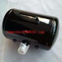 Quality Customized bead seater 5 gallon portable air tank black steel air reservoir wholesale