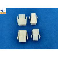 Quality Dual Row 4.20mm Power Connectors For Signal 2 to 24 Circuits Plug Housing UL 94V-0 wholesale