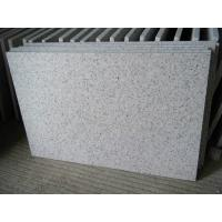 Quality Exterior Granite Stone Slabs Grey Wall Tiles For Entryway Scratch Resistant wholesale