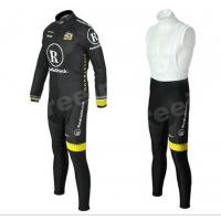 Quality 2010 Sublimation  Radio Shack  Cycling Jersey and Bib Pant wholesale
