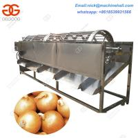 Quality Onion Sorting Machine|Onion Sorting/Grading Machine for Sale|Professional Onion Picking and Sorting Machine wholesale