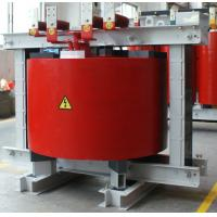 China Three Phase Reactor Transformer Dry Cast Resin Transformers 20 KV - Class Air Cooled on sale
