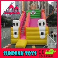 Quality SL-314 Inflatable Slide For Kid,Outdoor Inflatable Slide,Cheap Inflatable Slide wholesale