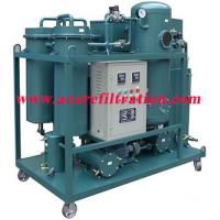 Cheap TOP ST/GT Vacuum Turbine Oil Purification Plant for sale