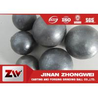 Quality HRC 60-68 Hardness Grinding Steel Balls for Mining and Cement Plant Ball Milling wholesale