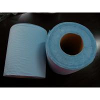 China Premium Unscented single ply Paper Towel Roll for Home / Office Bathroom on sale