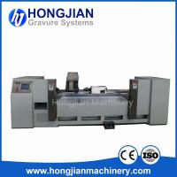 Quality Gravure Cylinder Chrome Polishing Machine Chrome Finishing Machine wholesale
