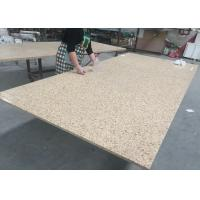 Quality Bamboo Green Artificial Granite Quartz Slab Countertops Stone Kitchen Tops wholesale