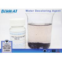 Buy cheap Quaternary Cationic Polymer For Colorized Effluent Treat Chemical Decolorizing from wholesalers