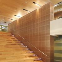 Quality Customized 9 mm MDF Wooden Perforated Acoustic Absorption Panels Eco - Friendly wholesale