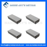China Tungsten Carbide Turning Brazed Tips on sale