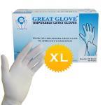"Quality 9"" Length Disposable Examination Large Exam Latex Gloves wholesale wholesale"