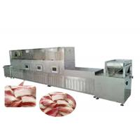 Quality Quick - Frozen Industrial Microwave Food Thawing Machine Belt Type Low Noise wholesale