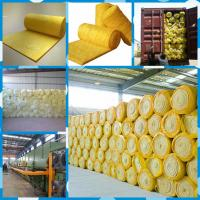 China Glass wool and rock wool insulation on sale
