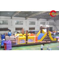 Inflatable Pool Obstacle Course Popular Inflatable Pool Obstacle Course